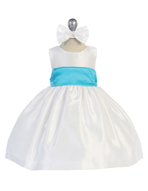 Infant Dresses B-519 Poly