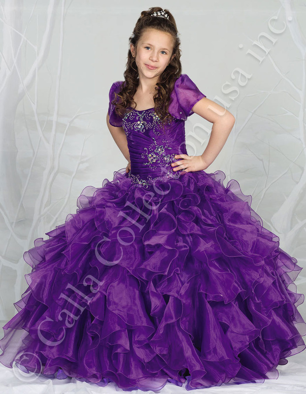 Pageant Dresses SY106