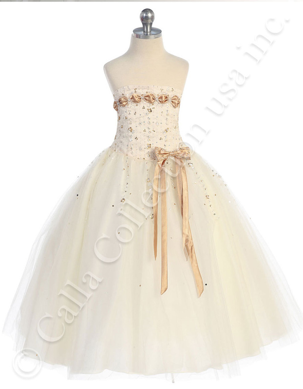 Pageant Dresses SY101
